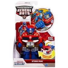 Playskool Transformers Rescue Bot - Optimus Prime By Hasbro - Shop ...