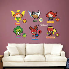 Superhero Comic Wall Decor by Marvel Heroes Wall Decals Wall Ideas Wall Decor Marvel Nightlights