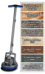 Oreck Tile Floor Scrubber by Floor Cleaning Machine Commercial Residential Oreck Orbiter Xl