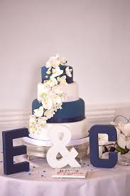Navy Blue Wedding Cake Inspirational Best 25 Cakes Ideas On Pinterest Big