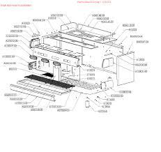 Pierro Silver 3 Group Body Parts Diagram