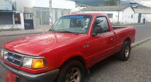 Patio Tuerca Ecuador Camionetas by Ford Ranger Cs 1996 Camioneta Cabina Simple En Quito Pichincha