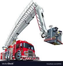 100 Fire Truck Cartoon Royalty Free Vector Image VectorStock