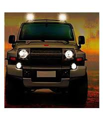 6 LED Fog Light / Work Light Bar Spot Beam Off Road Driving Lamp 2 ... New 2018 Roush F150 Grill Light Kit Offroad Ford Truck 18 Amazoncom Led Bar Ledkingdomus 4x 27w 4 Pod Flood Rock Lights Off Road For Trucks Opt7 Hid Lighting Cars Motorcycles 18watt Vehicle Work Torchstar Buggies Winches Bars 2013 Sema Week Ep 3 Youtube Shop Blue Hat Remotecontrolled Safari With Solicht Free Shipping 55 Inch 45w Driving Offroad Lights Spot Flood 60w Cree Spot Lamp Combo 12v 24v Amber Kits 6 Pods Boat 4x4 Osram Quad Row 22 20 Inch 1664w Road