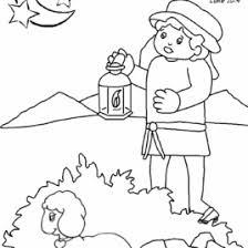 Parables Of Jesus Coloring Pages AZ