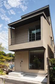 100 Small House Japan Nakano Fireproof Wooden By Masashi Ogihara