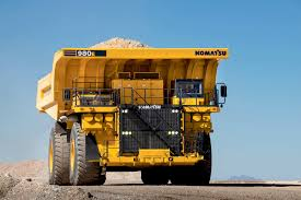 Komatsu Intros The 980E-4, Its Largest Haul Truck Yet