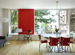 Dining Room Accent Wall South Slope Red