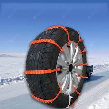 100 Truck Chains Tire Antislip Snow Mud Sand For Car 2PCS 330 Free