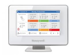 evohome The smart multi zone thermostat from Honeywell Get