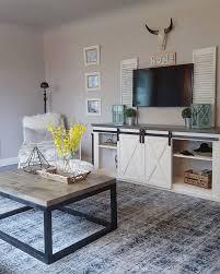 Doors For Living Rooms Room TV Cabinet Design 60s Best 25 Barn Door