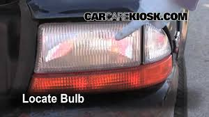 1999 dodge durango headlight and turn signal removal