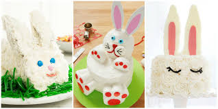 10 Cute Easter Bunny Cake Ideas How to Make a Bunny Rabbit Cake