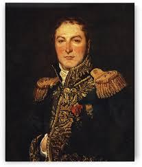Portrait Of Meunier By Jacques Louis David