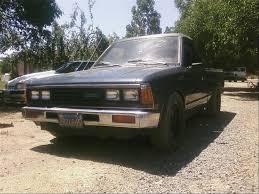 1986 Nissan 720 Pick-Up