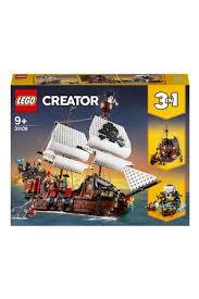 lego 31109 creator 3 in 1 pirate ship set