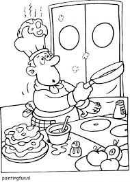 Here We Offer Some Coloring Pages In The Theme Food And Drinks For Preschoolers