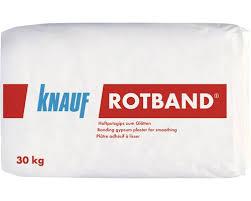 haftputzgips rotband knauf zum glätten 30 kg