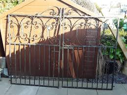 Metal garden gates in Hayling Island Hampshire