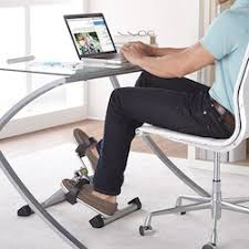 Recumbent Bike Desk Chair by Do Pedal Exercisers Work The Inside Trainer Inc