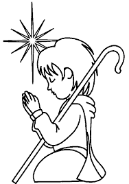 Free Printable Christian Coloring Page