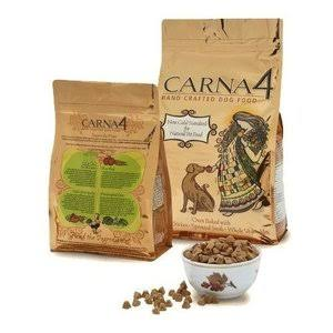 Carna4 Hand Crafted Dog Food 3-Pound Chicken