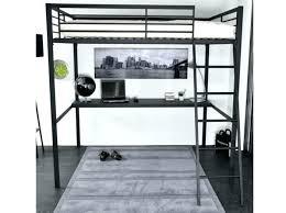 lit mezzanine bureau blanc lit mezzanine bureau blanc s lit mezzanine bois blanc avec bureau
