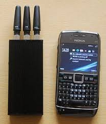 How to build a Cell Phone Jammer this is plex but a handy idea