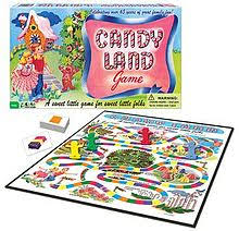 Classic Candy Land By Winning Moves