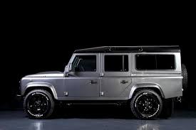 100 Defender Truck Land Rover Gets Tricked Out By Urban Autoevolution