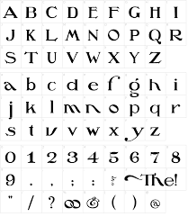 Cinzel Decorative Regular Free Font by Oz U0027s Wizard Font Download