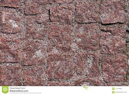 Download Beautifully Textured Red Stone Surface Wall Or Floor Texture Stock Photo