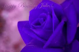by BlueLunarRose Happy Birthday Julie ♥