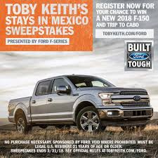 Toby Keith (@Tobycovelkeithm) | Twitter Toby Keith To Headline The All New Tailgate Fest In Los Angeles 1967 Chevrolet Ck Truck For Sale Near Chula Vista California 910 Ford Tonka Truck Toby Keith Cars 10 Celebrities And Their Ford Trucks Fordtrucks F150 2nd Best On Vimeo F 150 Commercial Stock Photos Winner Update Meet Greet Fordistas Tobycovelkeithm Twitter Trumps Inauguration Is Doubling As A Monster Rally Keithnashville 3211truck Driving Man Youtube Video Country Star Talks About His 2015 Marketing Campaign Kicks Off