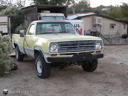 1973 Dodge W200 Id 24428