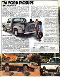 1976 Ford Truck Brochure - Ford Truck Fanatics 1976 Ford Truck The Cars Of Tulelake Classic For Sale Ready Ford F100 Snow Job Hot Rod Network Flashback F10039s New Arrivals Whole Trucksparts Trucks Or Best Image Gallery 315 Share And Download Truck Heater Relay Wiring Diagram Trusted Steering Column Schematics F150 1315 2016 Detroit Autorama Pickup Information Photos Momentcar F250 4x4 High Boy Ranger Mild Custom