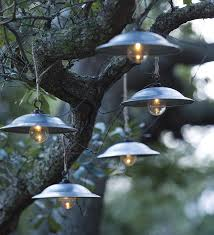 cool café lights are solar powered no electricity plugs or