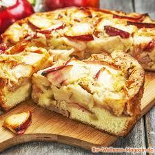 low carb apfelkuchen mit mandelmehl rezept ohne zucker