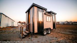 100 Tiny House On Wheels For Sale 2014 The Little Zen USA Living Big In A