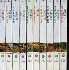cuisine de a az encyclopedie de la cuisine de a à z en 10 vol tome 1 à 10 par