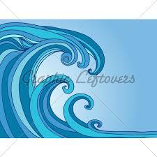 Tsunami clipart tidal wave 2