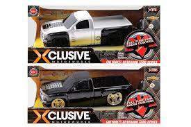 100 Chevy Silverado Toy Truck Amazoncom XTR S Big Wheel RC Monster Lowrider