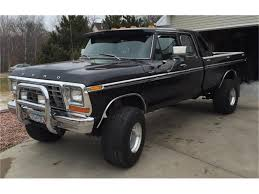 100 Ford Truck 1979 Pickup For Sale ClassicCarscom CC803256