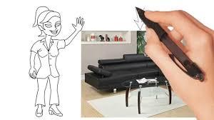 Poundex 3pc Sectional Sofa Set by Poundex Bobkona Atlantic Faux Leather 2 Piece Sectional Sofa Youtube