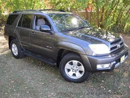 2003 used toyota 4runner sale price 9999 00 at m m motors inc