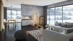 das weihnachtliche wohnzimmer inspirationen und ideen