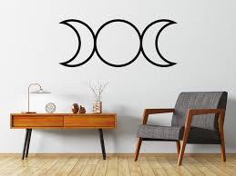 home décor items wandtattoo wanddeko esoterik om zeichen mit