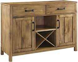 Crosley Furniture Roots Buffet Dining Room Storage