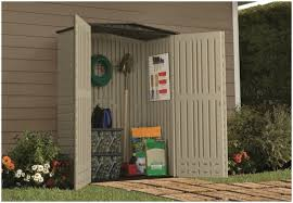 Rubbermaid Vertical Storage Shed by Fg5l1000sdonx Outdoor Storage Shed Review