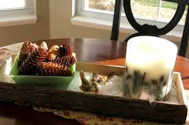 Learn How To Use Pinecones For Winter Home Decor Decorating During That Awkward Time Between